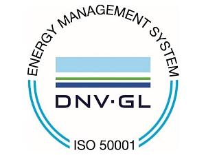 Zertifikat ISO 50001:2011